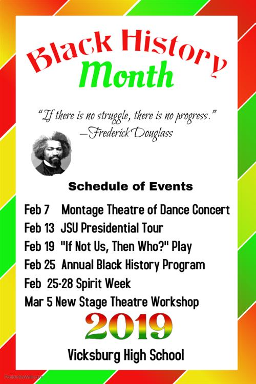 Black History Events